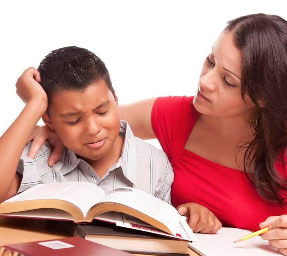 No pidas a tus hijos lo que no has enseñado