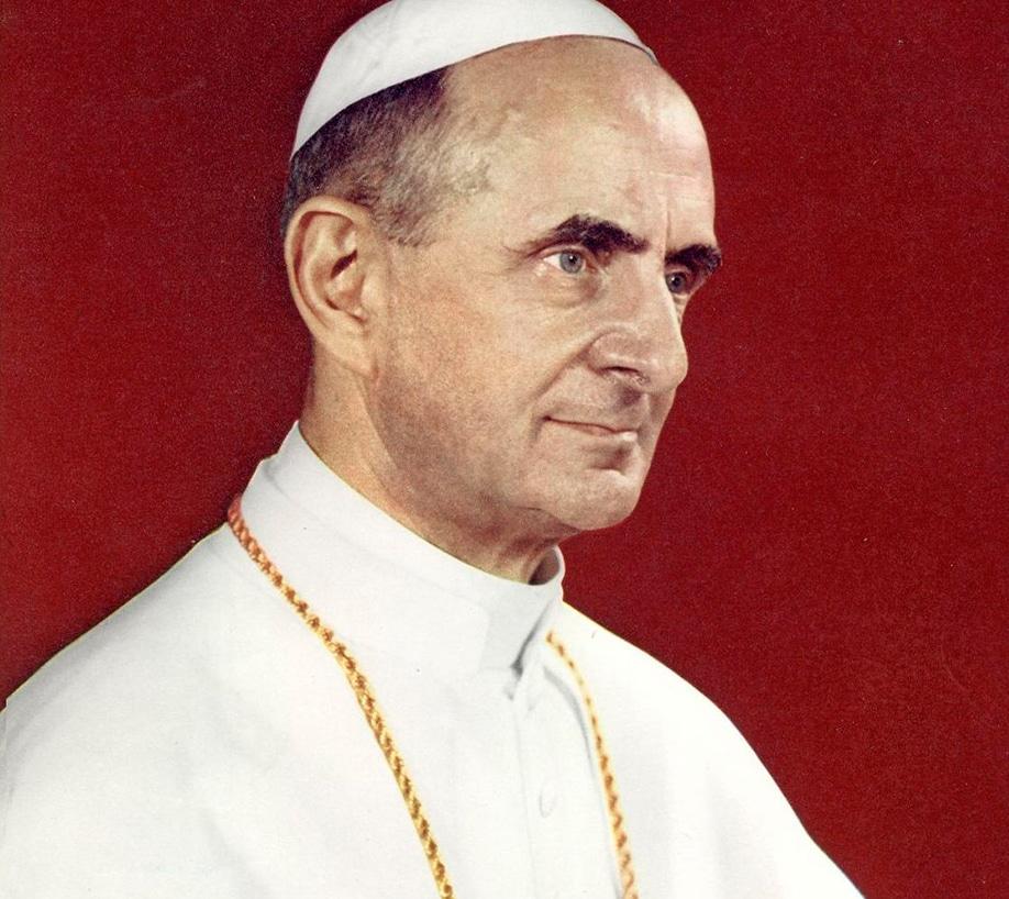 San Pablo VI, Papa y profeta