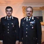 La policía italiana capacita a federales contra robo de arte