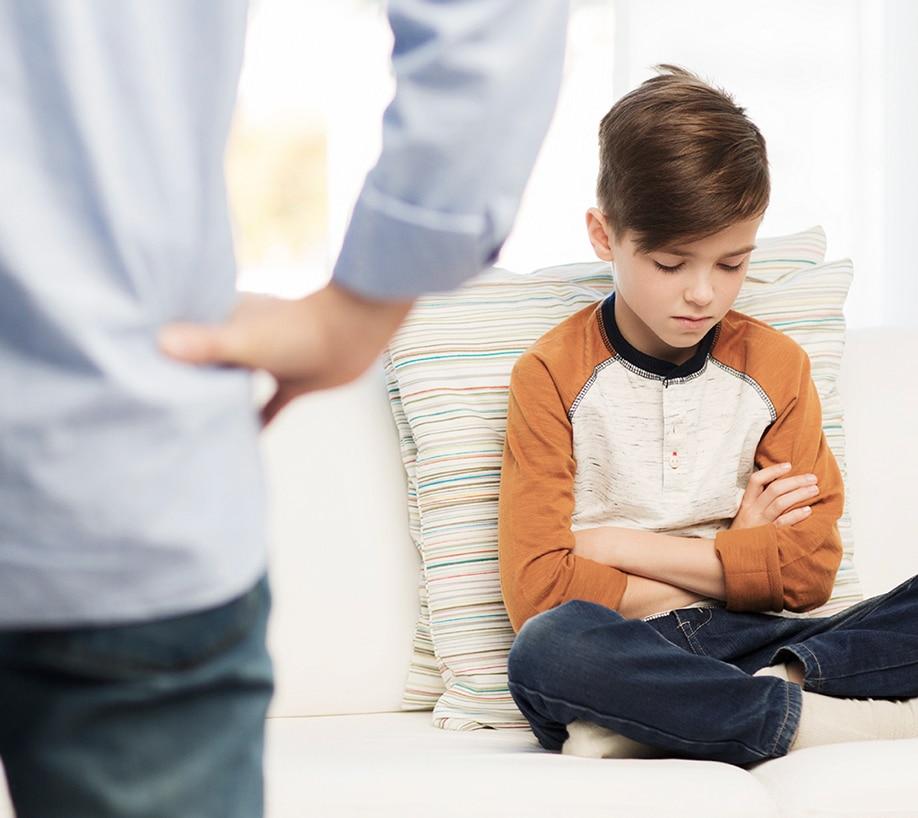 ¿Cómo enseñar a nuestros hijos a manejar el enojo?
