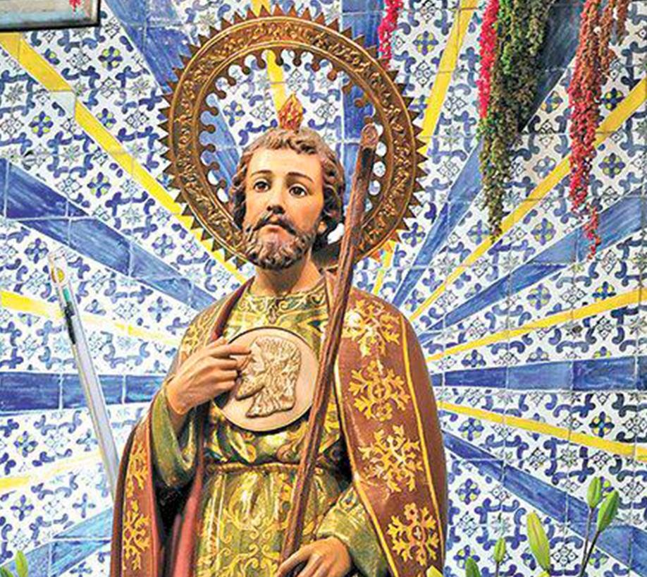 El verdadero San Judas Tadeo