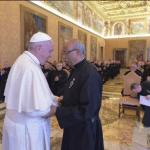 """El Papa a los Pasionistas: """"Abracen las nuevas fronteras de misión"""""""