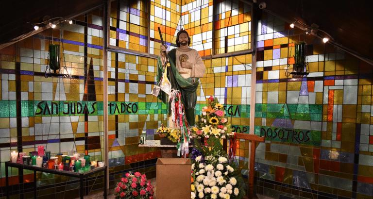 San Judas Tadeo Cuemanco