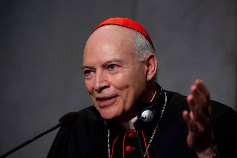 cardenal Carlos Aguiar, Sínodo