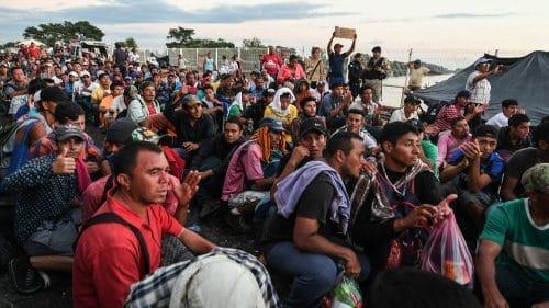 Obispos de Honduras piden compasión ante el éxodo de su pueblo
