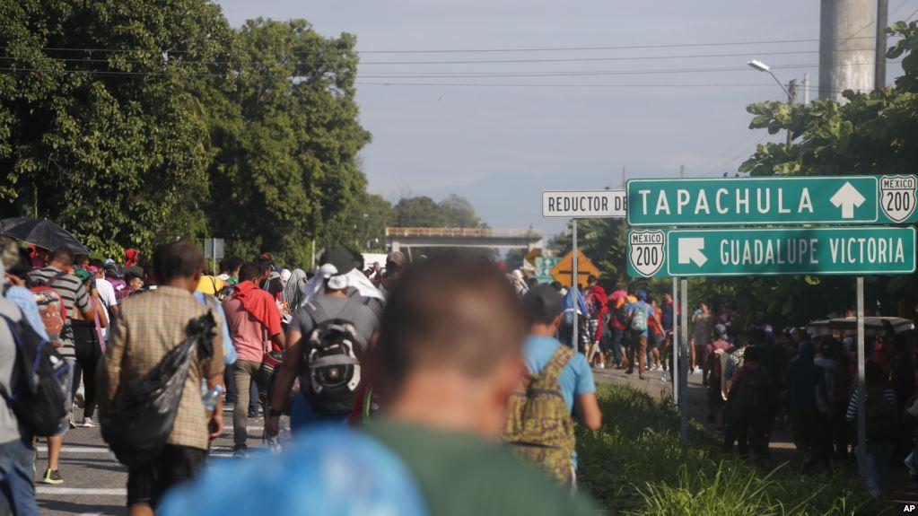 La Iglesia católica en todo el país celebrará misas por los migrantes