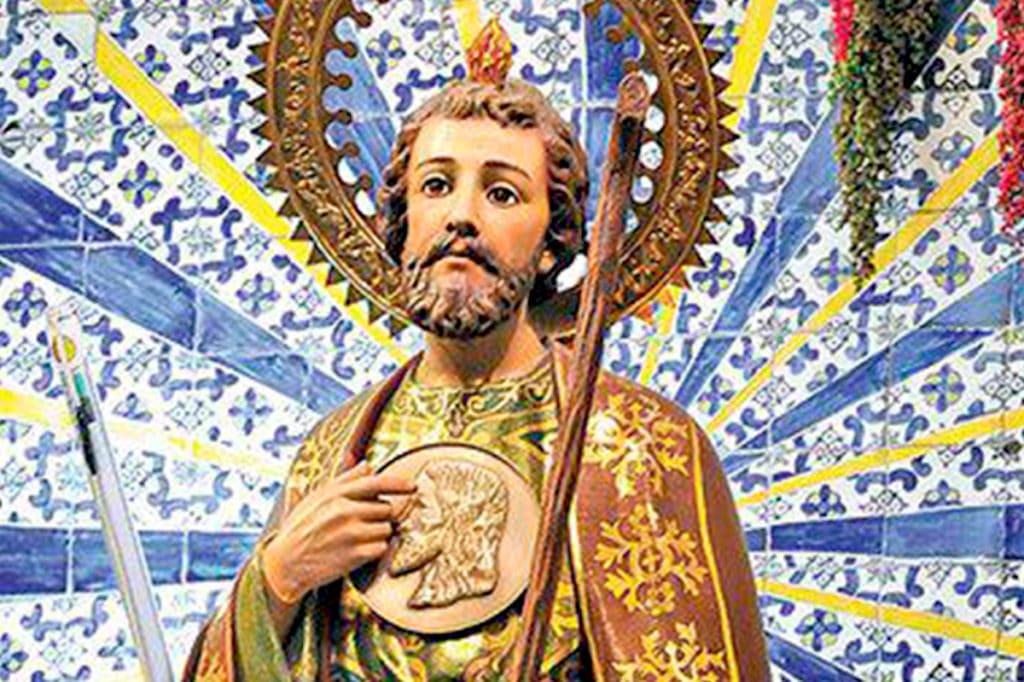 San Judas Tadeo es conocido como el santo de las causas imposibles.