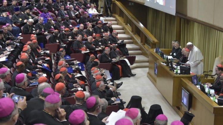 El documento final del Sínodo de Obispos recoge las conclusiones sobre Los jóvenes, la fe y el discernimiento vocacional.
