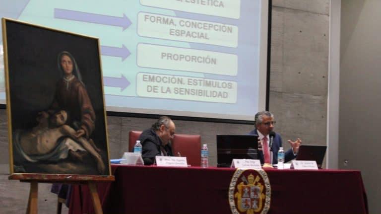 universidad pontificia de mexico, arte, pintura, iglesia, cultura
