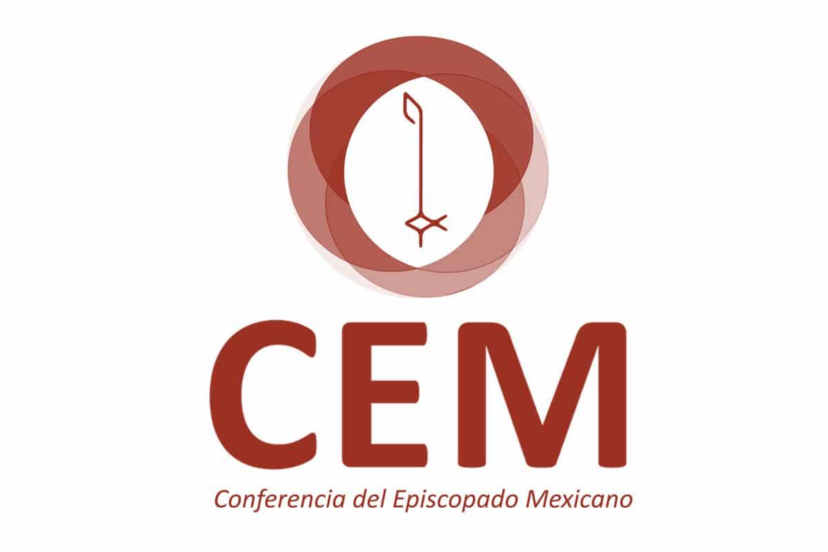 Escudo de la Conferencia del Episcopado Mexicano (CEM).