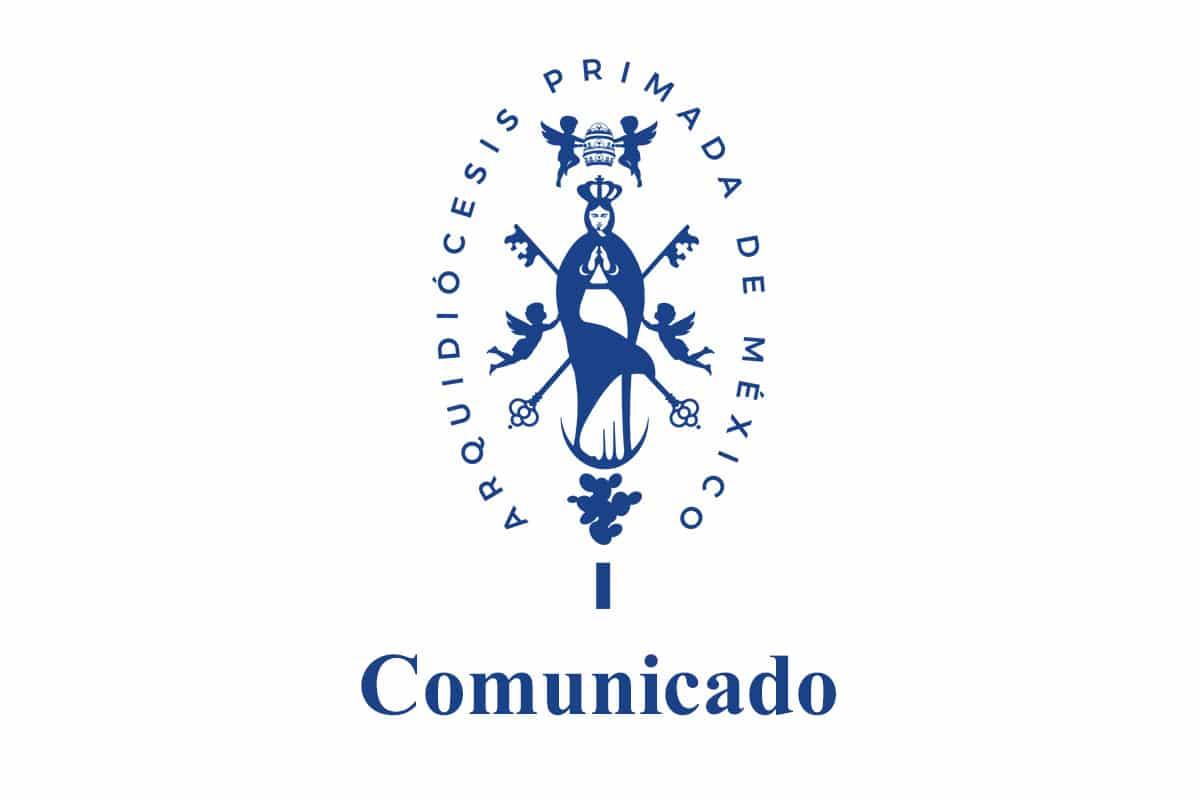 Escudo Arquidiócesis de México.