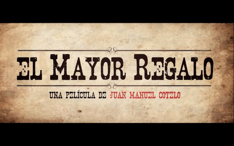 el mayor regalo, juan manuel cotelo