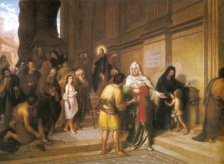 Evangelio, Comentario del Evangelio, Monseñor Salvador Martínez