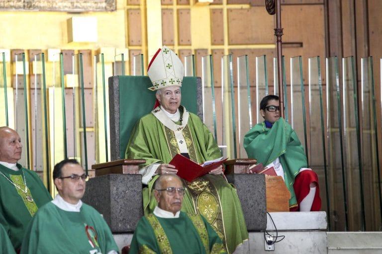 Homilía Cardenal Carlos Aguiar