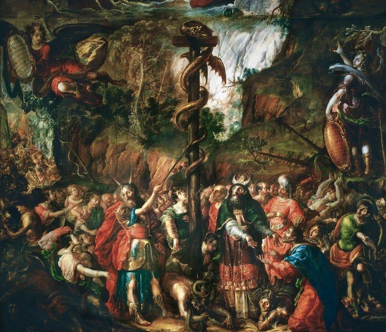 biblia, antiguo testamento, museo de san carlos, arte, exposicion