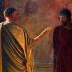 Jesús: todo aquel que es la verdad, escucha mi voz