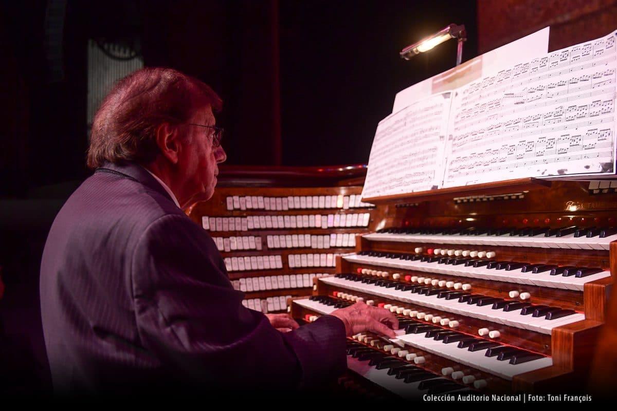 60 años del órgano del Auditorio: México y El Vaticano lo celebran