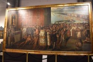 Traslado de la Virgen de Guadalupe a la Ermita y su primer milagro