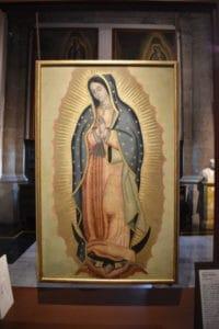La Virgen del Congreso, del Museo de la Basílica de Guadalupe, Virgen de Guadalupe