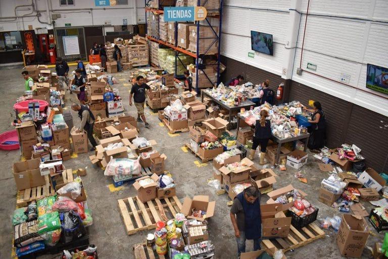 Banco de alimentos, alimento para todos