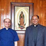Los nuevos custodios de la Virgen de Guadalupe