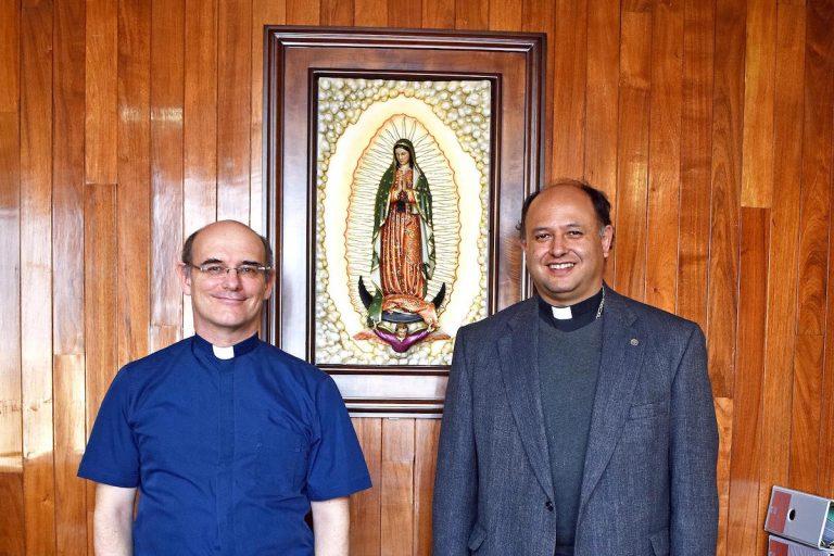 Basílica de Guadalupe, virgen de guadalupe, gustavo watson, salvador martínez