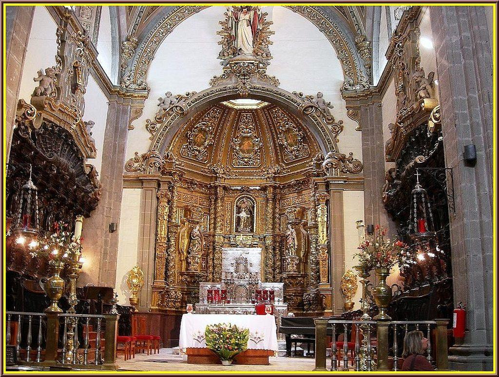 Capilla del Sagrario, Basílica de Guadalupe