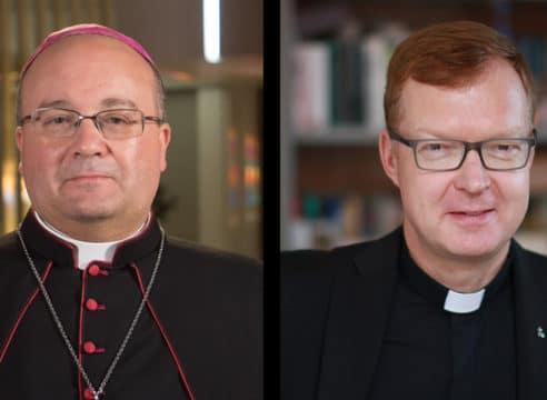 Scicluna y Zollner, las cartas fuertes del Papa contra la pederastia