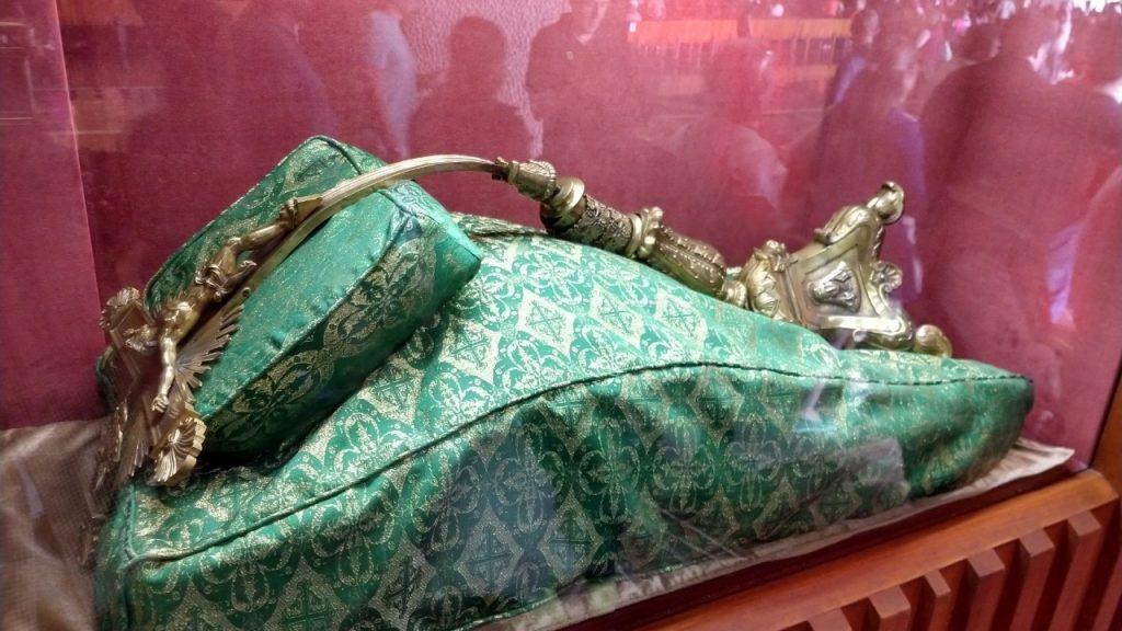 cristo del atentado, Basílica de Guadalupe
