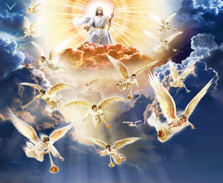 jesucristo, rey del universo, fin del mundo