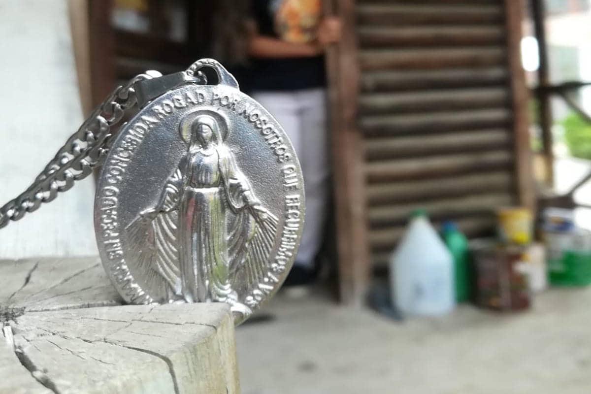 La Medalla Milagrosa es un sacramental muy famoso para los católicos.