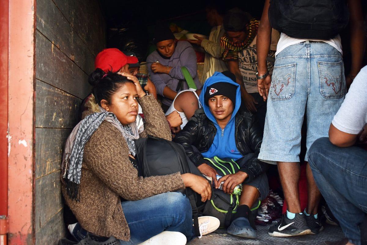 La Arquidiócesis de México pide ayudar a los migrantes