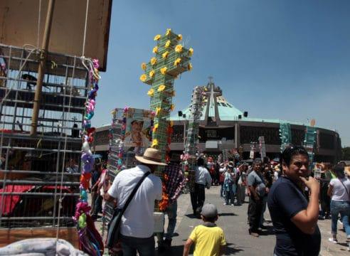 4 peregrinaciones coloridas a la Basílica de Guadalupe