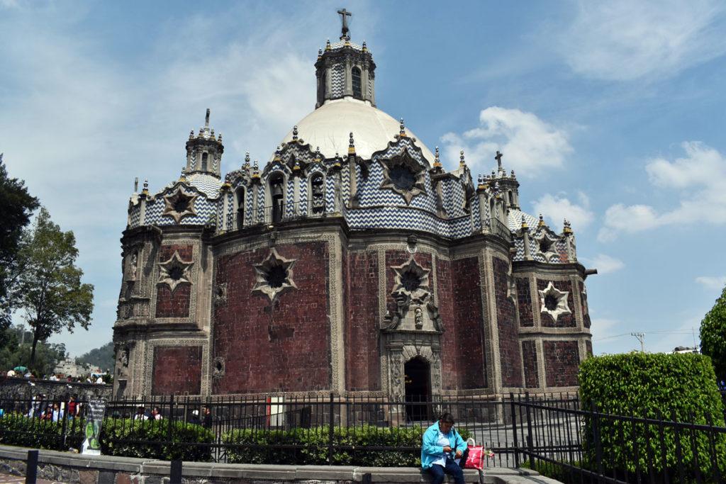 El Pocito es una de las iglesias más bellas de la Villa de Guadalupe.