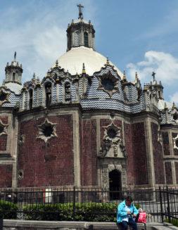 El Pocito, el 'tesoro olvidado' de la Basílica de Guadalupe