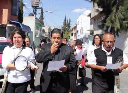 Rectoría de Cristo Rey, la Iglesia misionera en Iztapalapa