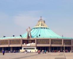 Basílica de Guadalupe se suma al rezo del Rosario a nivel mundial