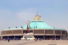 La Basílica de Guadalupe está lista para celebrar a la Morenita.