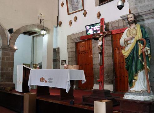 La Capilla de Juramentos, donde la Virgen de Guadalupe cambia vidas