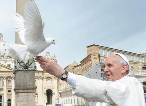 9 puntos del mensaje del Papa para la Jornada Mundial de la Paz 2021