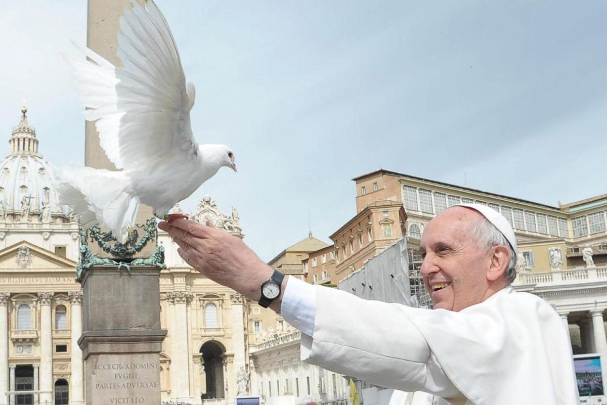 """El tema de la Jornada Mundial de la Paz es """"La buena política al servicio de la paz""""."""