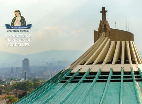 Sigue las Mañanitas a la Virgen de Guadalupe en Vivo con Desde la Fe