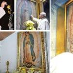 Los Papas que mostraron amor a la Virgen de Guadalupe