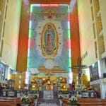 El mural de la Virgen de Guadalupe más grande del mundo