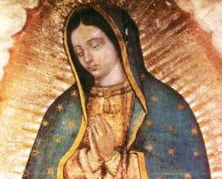 5 datos curiosos de la Virgen de Guadalupe