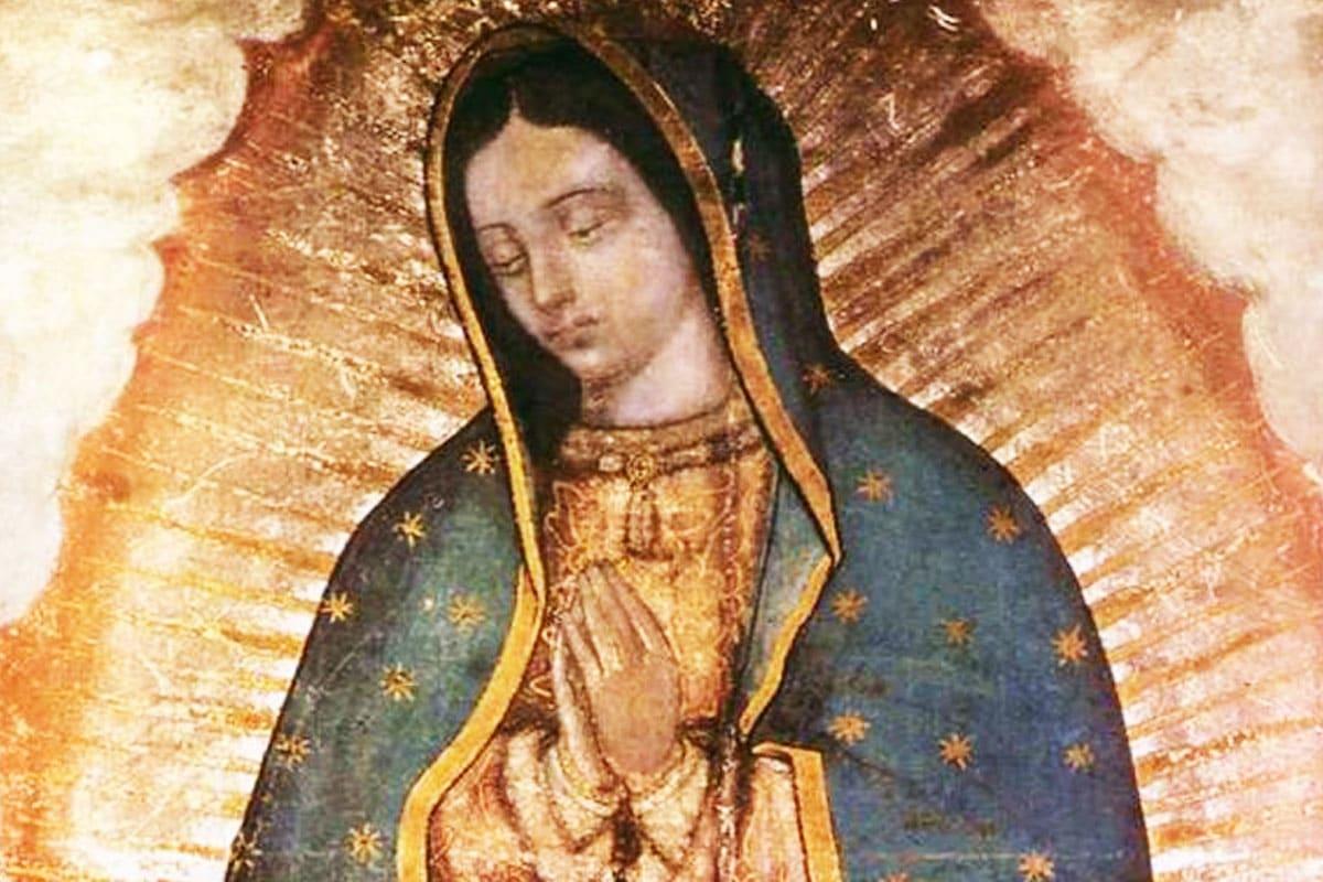 Virgen de Guadalupe. Foto: DLF