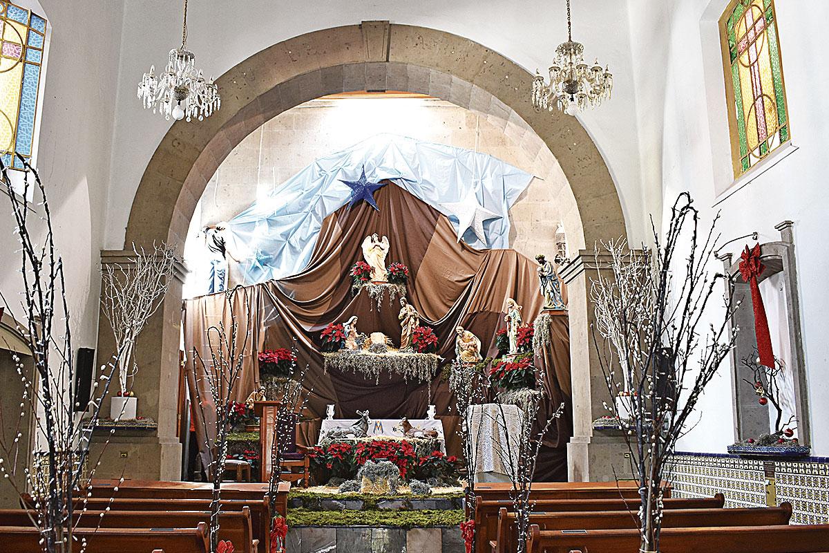 Llega la época navideña y el párroco de la Parroquia de Santa María de la Natividad busca que la comunidad centre su atención en este gran acontecimiento.