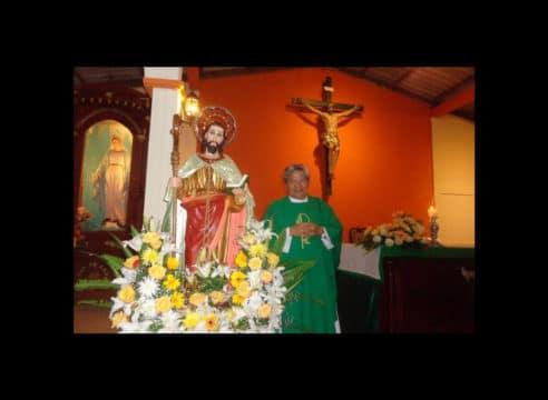 Un sacerdote de Nicaragua fue atacado con ácido