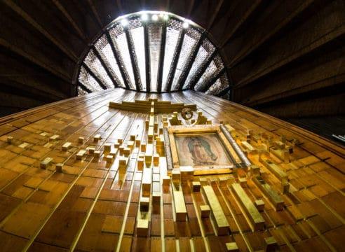 La conservación de la tilma de Juan Diego, un suceso inexplicable