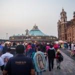 La Basílica de Guadalupe no tendría actividad el 11 y 12 de diciembre